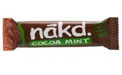 Nakd Cocoa Mint hrábar 35 gr.