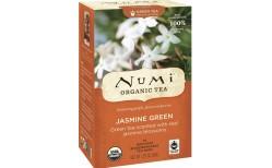 Numi Jasmine Green 18 tepokar