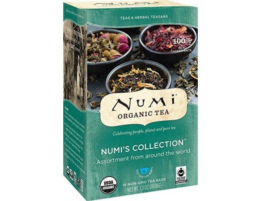 Numi Collection 16 tepokar