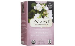 Numi White Rose 16 tepokar