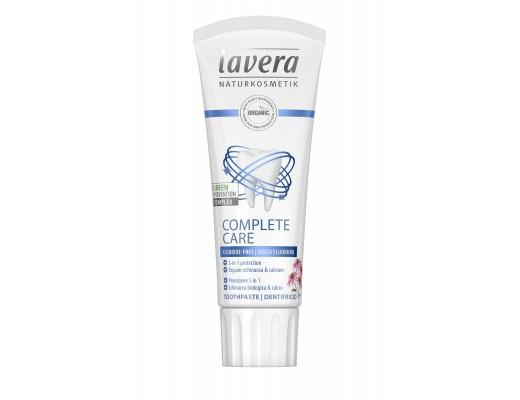 Lavera Complete Care tannkrem #án flúors