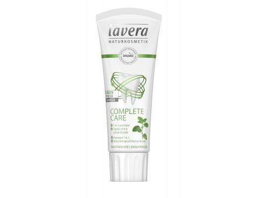 Lavera Complete Care tannkrem 75 ml. #með flúor