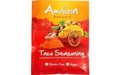 Amaizin Taco Seasoning Glútenfrítt