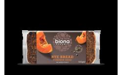 Biona Organic Rye Bread Pumpkin Seed 500 gr.