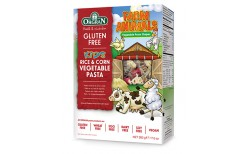 Orgran Farm Animals Rice & Corn grænmetispasta 200 gr.