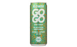 GOGO orkudrykkur Flower 330 ml