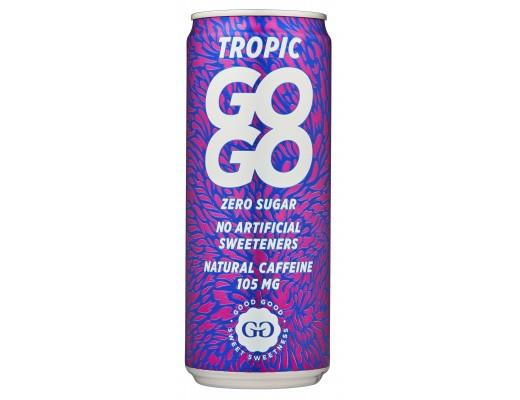 GOGO orkudrykkur Tropic 330 ml.
