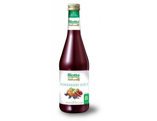 Biotta Powerberry safi 500 ml.