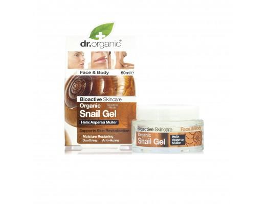 Dr. Organic Snail Gel Cream 50 ml.