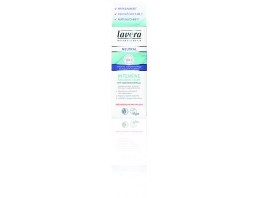 Lavera Intensive Treatment Cream með Silver Micro Particles