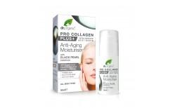 Dr. organic PRO COLLAGEN PLUS+ Anti-Aging dagkrem Black pearl 50 ml.