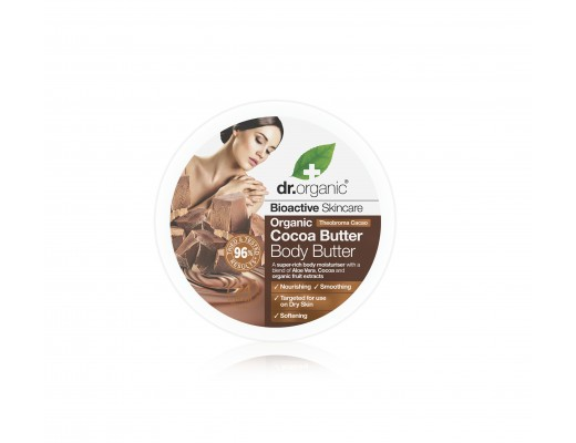 Dr. Organic Cocoa Butter Body Butter