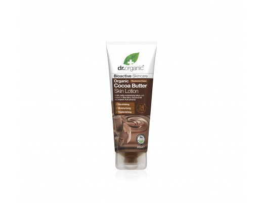 Dr. Organic Cocoa Butter Skin Lotion 200 ml.