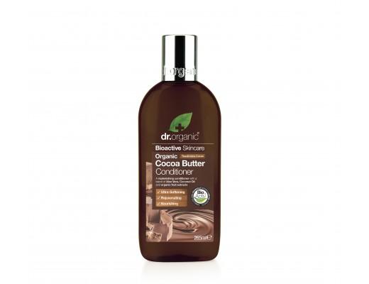 Dr. Organic Cocoa Butter hárnæring 265 ml.