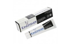 Kingfisher Charcoal hvíttunartannkrem 100 ml.