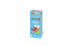 Ecomil rjómi Thai 200 ml.
