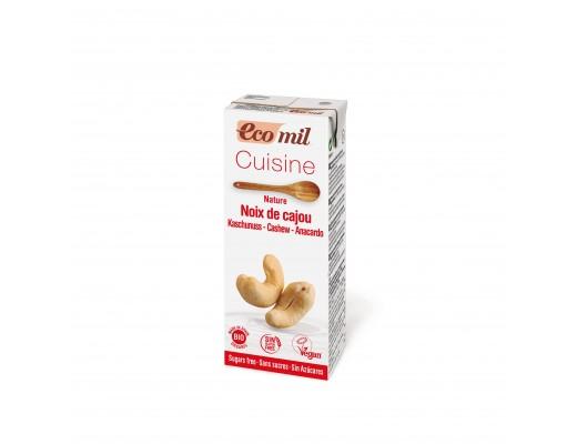 Ecomil kasjúrjómi 200 ml.