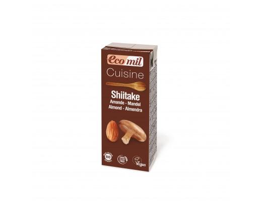 Ecomil rjómi Shiitake 200 ml.
