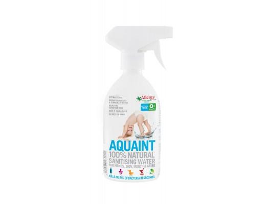 Aquaint náttúrulegt sótthreinsivatn 500 ml.