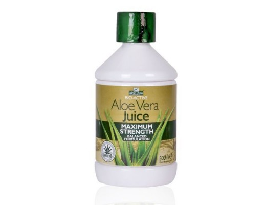 Optima Aloe Vera Jucie Maximum strenght 500 ml.