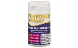 Fosfoser Memory - bætir minnið 45 hylki