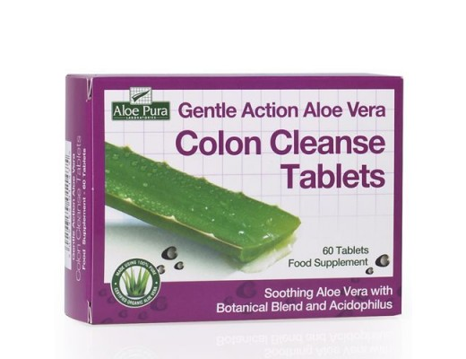 Optima Gentle Action Colon Cleanse 30 stk.
