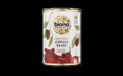 Biona Chili Beans 395 gr.