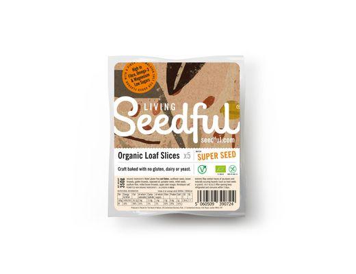Seedful brauð 350 gr. #Super Seed