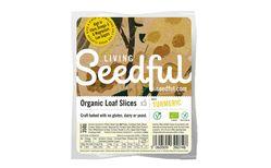 Seedful brauð 350 gr. #Tumeric