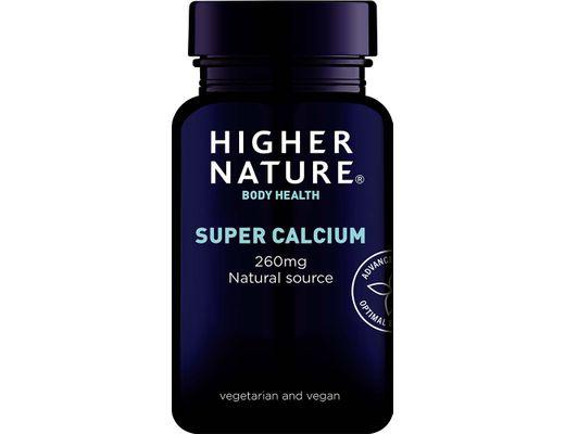 Higher Nature Super Calcium 90 stk
