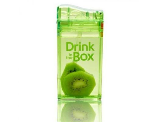 Drink in the box drykkjarbox grænt