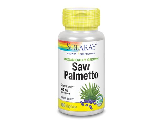 Solaray Saw Palmetto  50 hylki