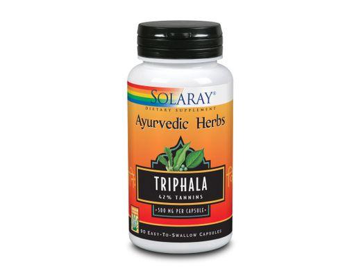 Solaray Triphala 500mg 90 hylki