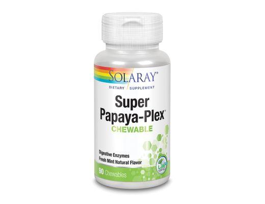 Solaray Super Papaya Plex