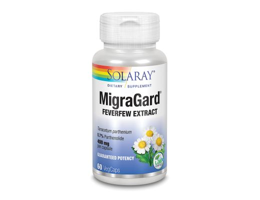 Solaray Migra Gard 60 hylki