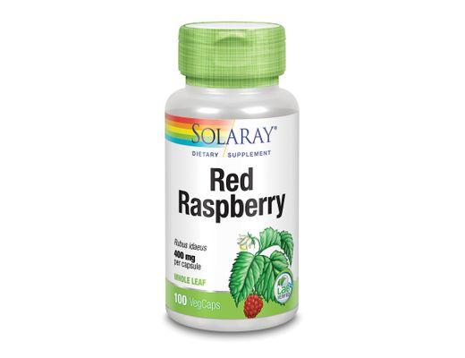Solaray Red Raspberry Leaf 100 hylki