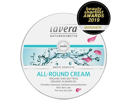 Lavera Basis All-round Cream 150 ml.