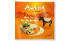 Amaizin Tortilla Wraps Organic 6 stk.