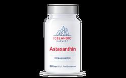 Icelandic Harvest Astaxanthin 60 stk.