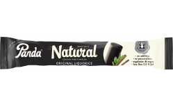 Panda All Natural mjúkur lakkrís 32 gr.
