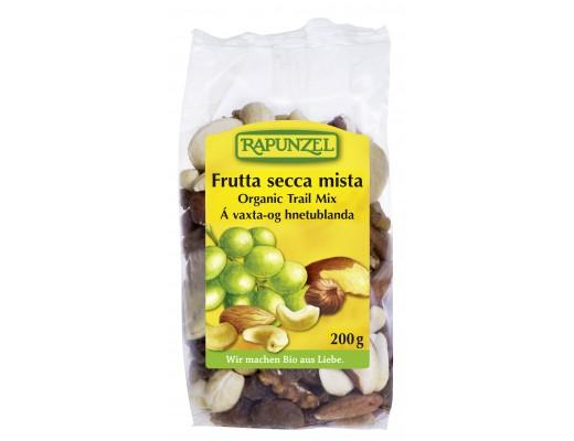 Rapunzel ávaxta-og hnetublanda 200 gr.