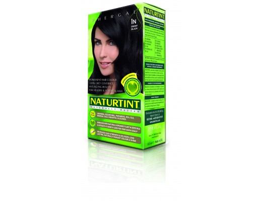 Naturtint Ebony Black #1N