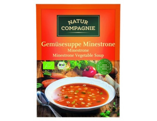 Natur Compagnie súpa Minestrone 50 g.