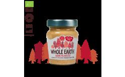 Whole Earth hnetusmjör lífrænt Crunchy 227 gr.
