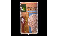 Bio Zentrale rískökur með salti 100 gr.