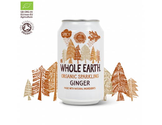 Whole Earth Food Engiferöl 330 ml.