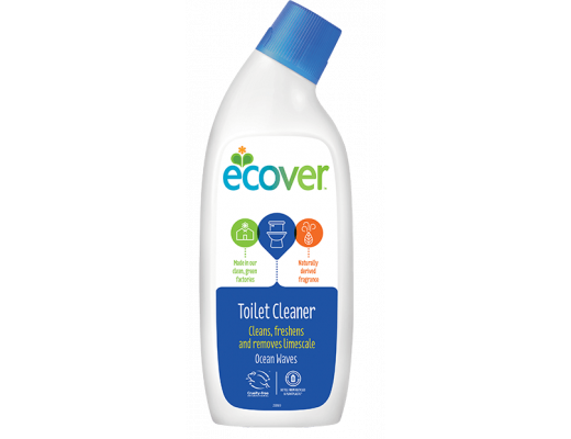 Ecover klósetthreinsir Ocean 750 ml.