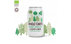 Whole Earth Food Ylliberjagos 330 ml.