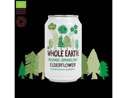 Whole Earth Food Ylliberjagos 330 ml.