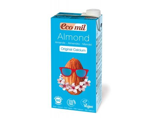 Ecomil Almond Orginal Calcium 1 líter